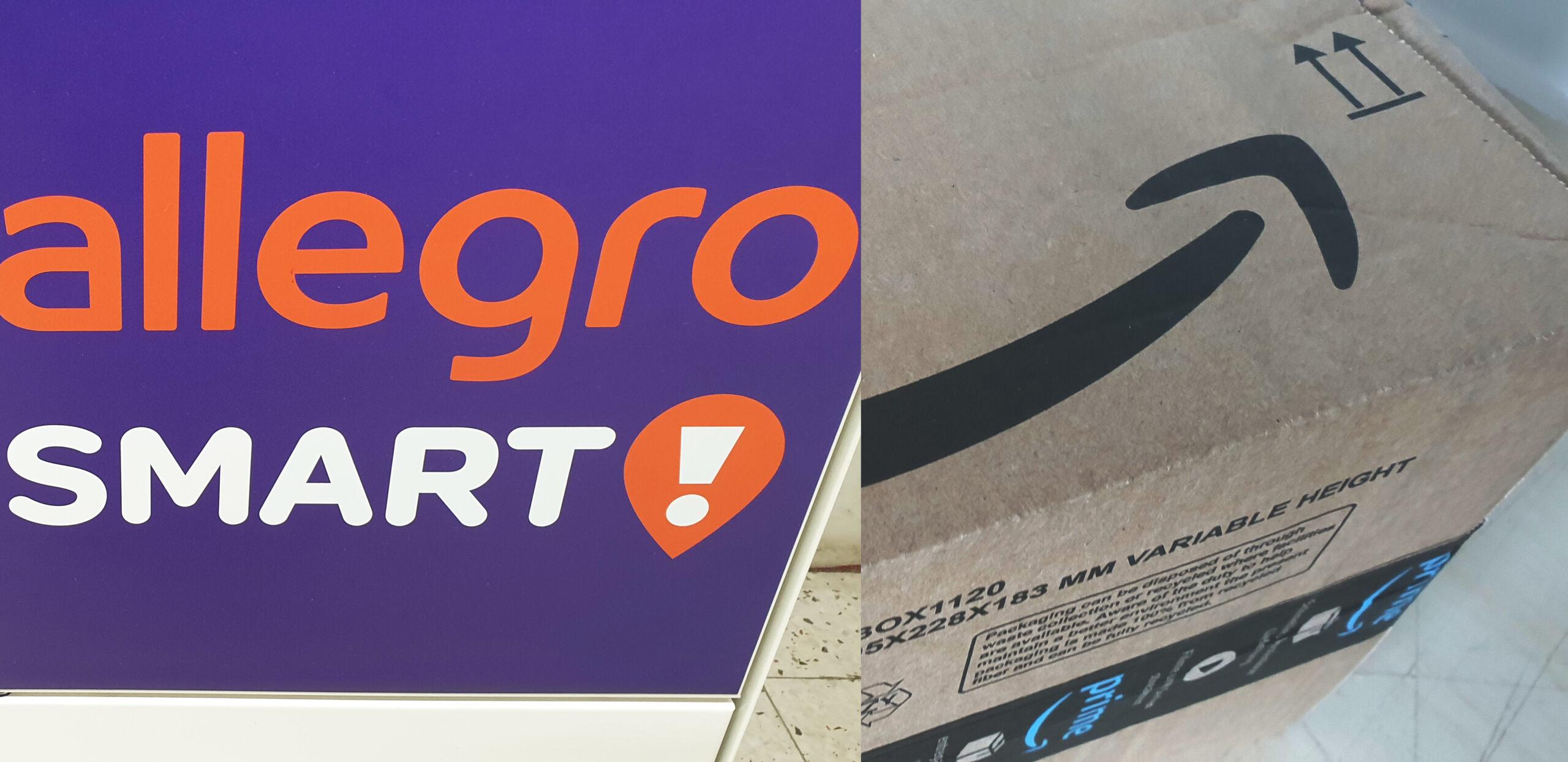 Na Allegro Czy Na Amazonie Gdzie Bardziej Oplaca Sie Sprzedawac