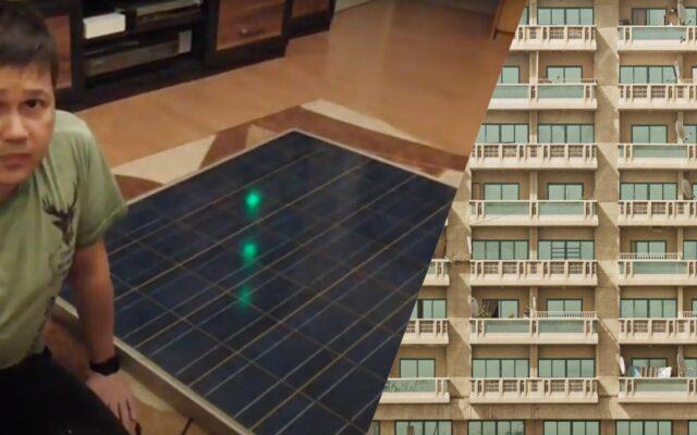 Fotowoltaika na balkonie, na wspólnym dachu i na parkingu. Czy to się może opłacać? Ile to kosztuje?