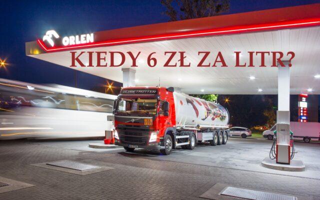 """Dlaczego ceny paliw na stacjach oszalały? Średnia cena litra benzyny właśnie przekroczyła 5 zł. """"Może być dużo drożej"""". Co na to prezes Obajtek, który obiecywał nam tanie paliwo?"""