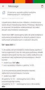 mBank zmiana zasad