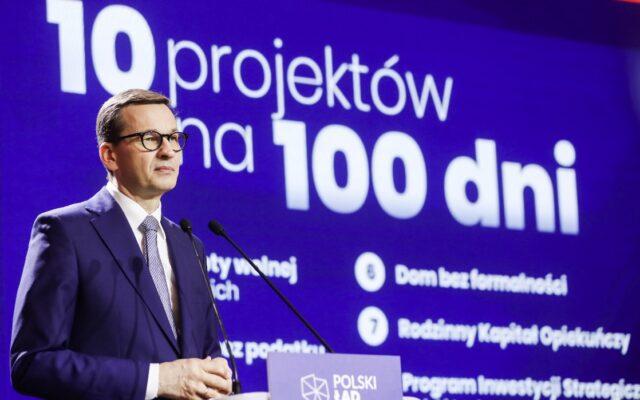 Premier Mateusz Morawiecki namawia przedsiębiorców, żeby z rozliczenia liniowego przeszli na ryczałt. Czy to się firmom może opłacić? Liczę!
