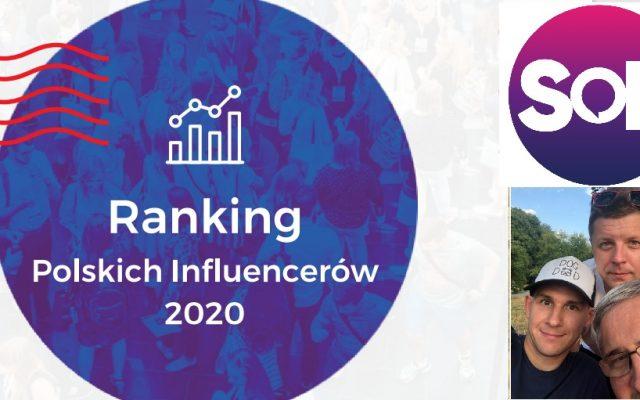 """""""Subiektywnie o finansach"""" wśród 100 najpopularniejszych blogów w Polsce według Influtool. Jesteśmy jak samotna wyspa finansowa w oceanie spraw ważniejszych"""