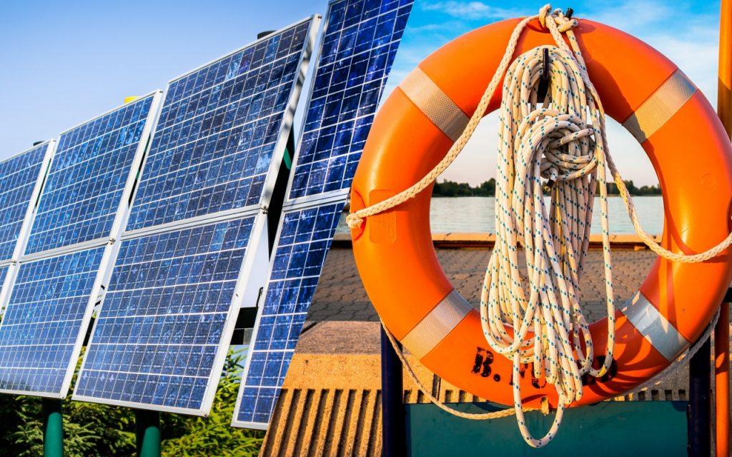Tratwa ratunkowa dla porzuconych prosumentów? Kolejna firma oferuje bilansowanie energii 1:1. Czy warto wejść do finansowej szalupy ratunkowej?