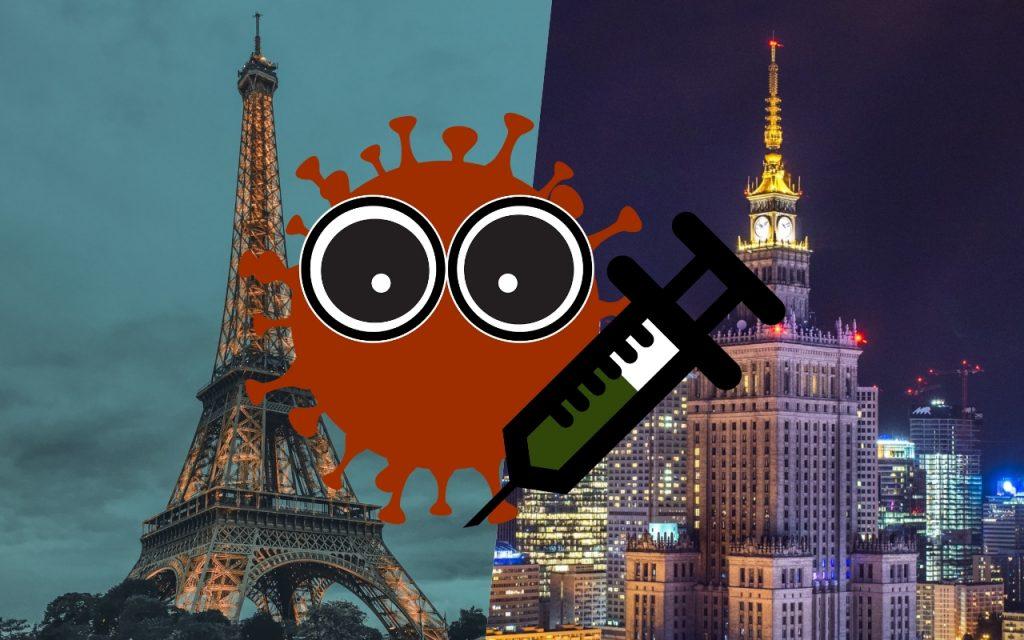Koniec pobłażania? Macron na wojnie z niezaszczepionymi. Czy Polska pójdzie drogą Francji? Msza, zakupy, kebab i siłownia tylko z certyfikatem COVID-19?