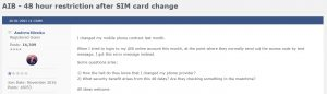 Duplikat karty SIM? Bank blokuje konto