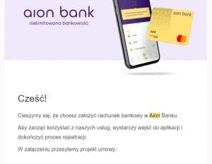 Aion Bank zaprasza
