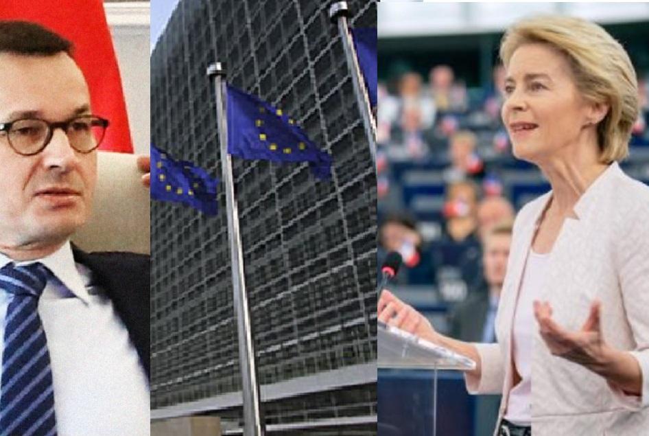 """Komisja Europejska chce kar finansowych dla Polski za nierespektowanie wyroków unijnego sądu TSUE. Ile mogą wynieść? Czy zabolą? Jaka będzie Twoja """"składka""""?"""