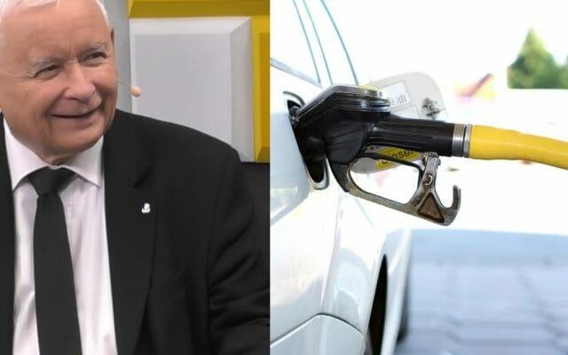 """Cena benzyny na stacjach benzynowych przekroczyła 6 zł za litr. Czy akcyza na paliwo powinna być obniżona, żeby ulżyć kierowcom? Kaczyński mówi: """"nie!"""". Ma rację?"""