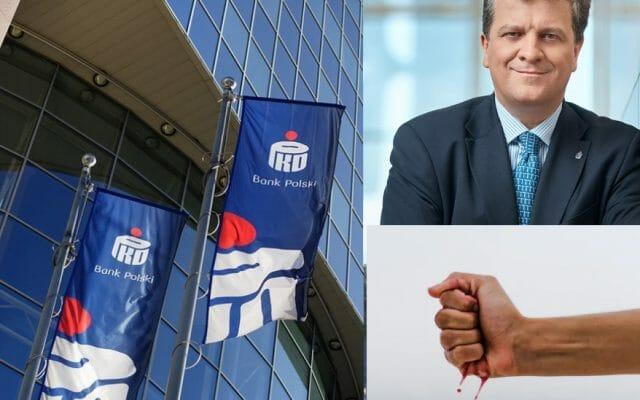 Czystka w zarządzie największego polskiego banku. Co oznacza dla 8 mln klientów i tysięcy akcjonariuszy rewolucja na szczytach władz PKO BP?